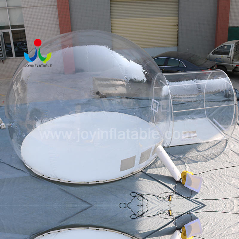 Outdoor Inflatable Clear Igloo Bubble Tent House for Camping