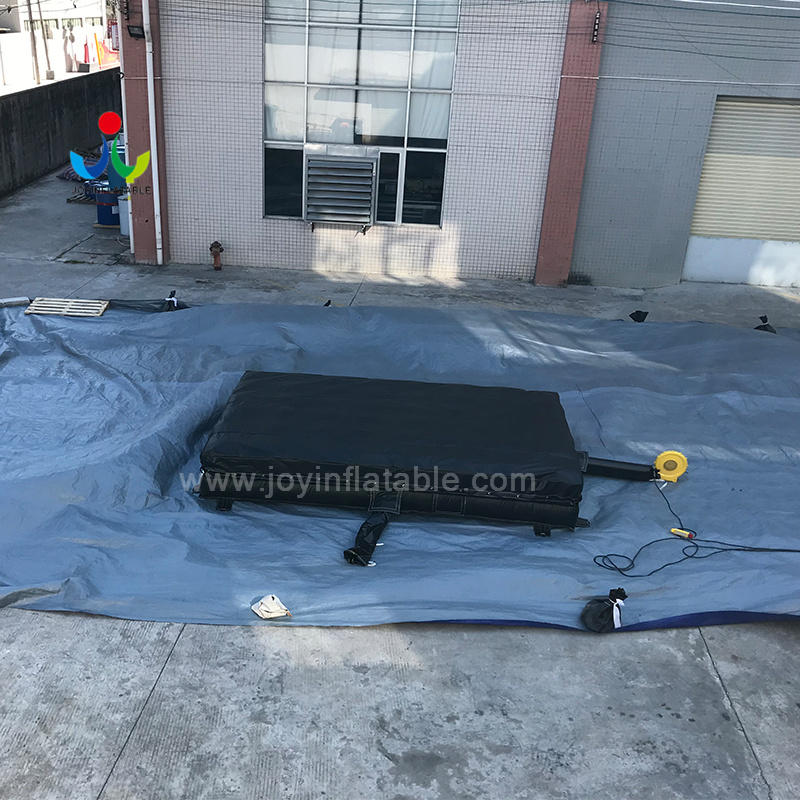 Foam Pit Inflatable Airbag For Trampoline Park