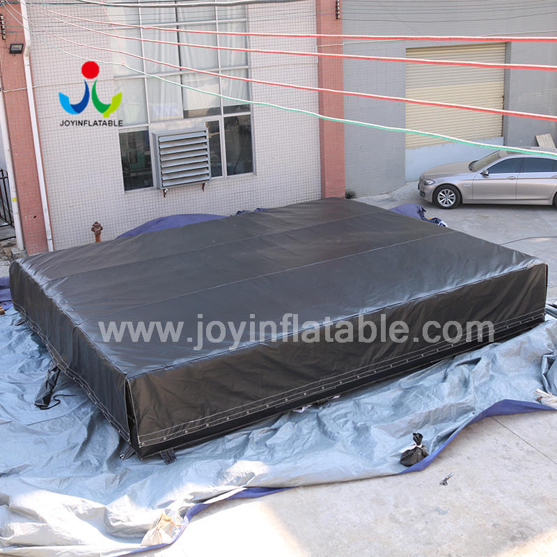 Foam Pit Inflatable Airbag for 8m High Trampoline Park Jump