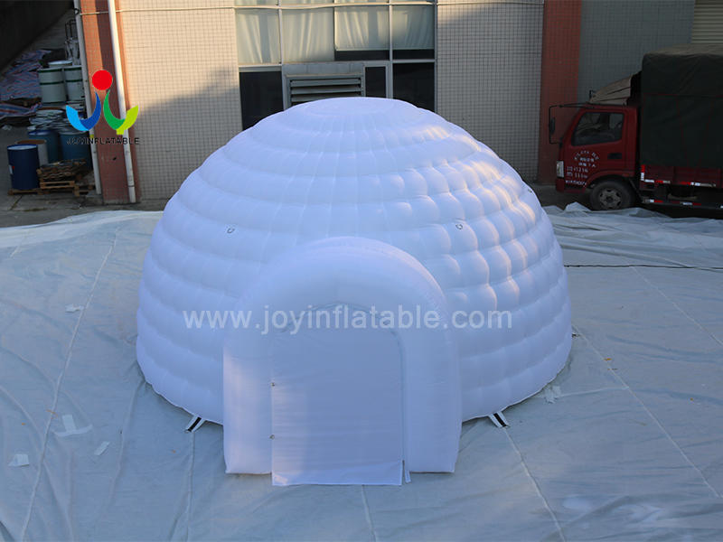 Outdoor Exhibition Inflatable Backyard  Party Tent with LED Video