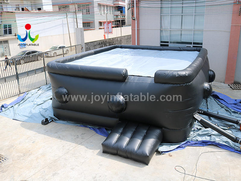 Customized Outdoor Inflatable Air Bag for Bike Free Style Landing Video