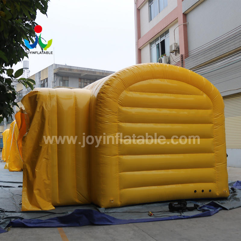 Airtight Inflatable Connecting Part Tent For the Sport Event