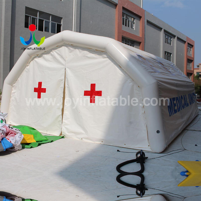Portable Mobile Coronavirus Quarantine Inflatable Shelter Tent For Emergency Rescue