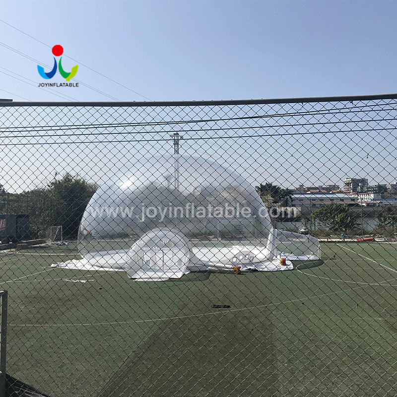 Giant Outdoor Clear Transparent Inflatable Crystal Bubble Dome Tent