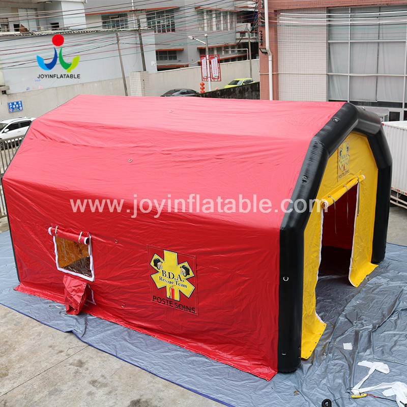 Inflatable Hospital Medical Tent Isolation House for First Aid