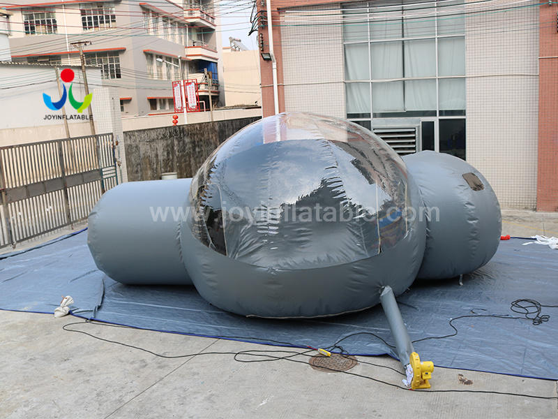 Party Transparent Clear PVC Inflatable Bubble Camping Dome Tent Video