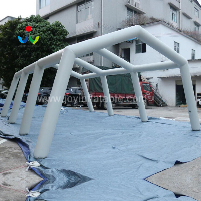 Giant Airtight Connectable Emergency Medical Inflatable Shelter Tent for First Aid