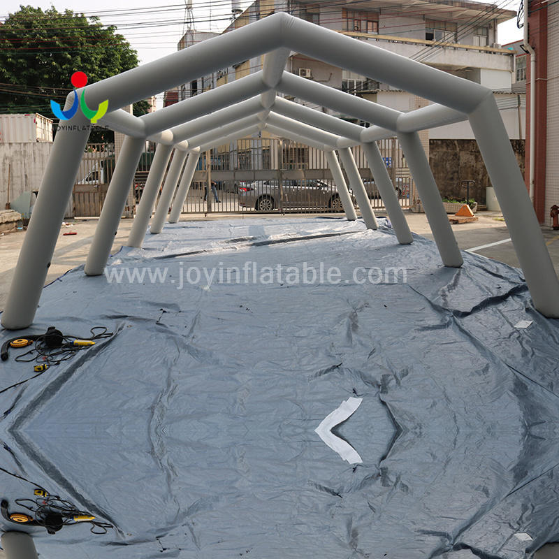 Inflatable Frame Military Army Medical Tent Virus Isolation Shelter