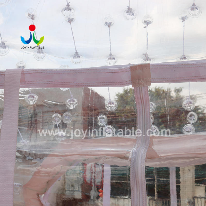 Factory Direct Inflatable Transparent  Dome Tent