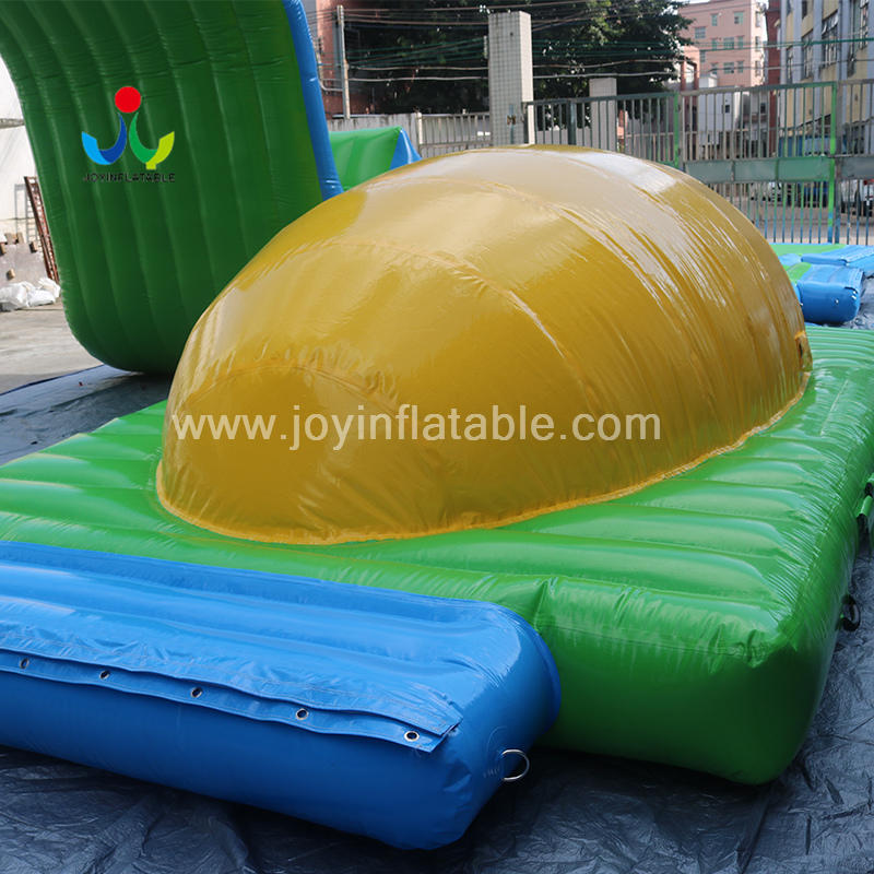 Inflatable Aqua Combo Jumping Bag Sea Park