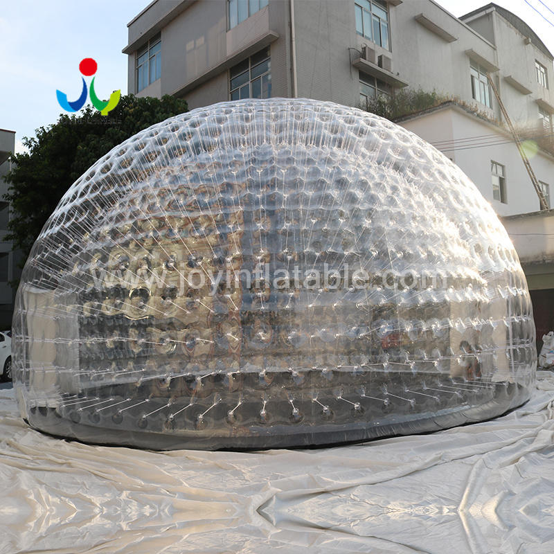 Inflatable Airtight Bubble Dome Tent for Outdoor Lawn Camping