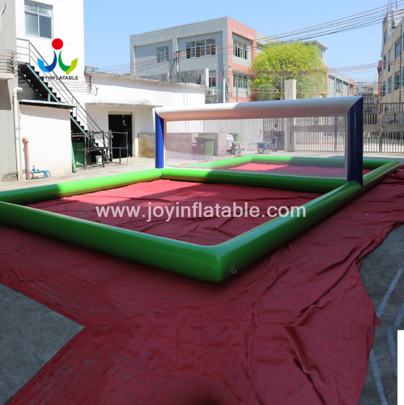 Inflatable Floating Water Volleyball Game Court for Outdoor Beach