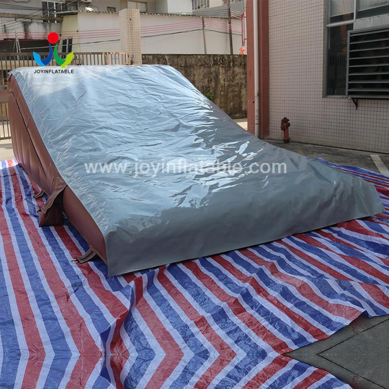 Inflatable AirBag Lander For MTX Bike Stunt