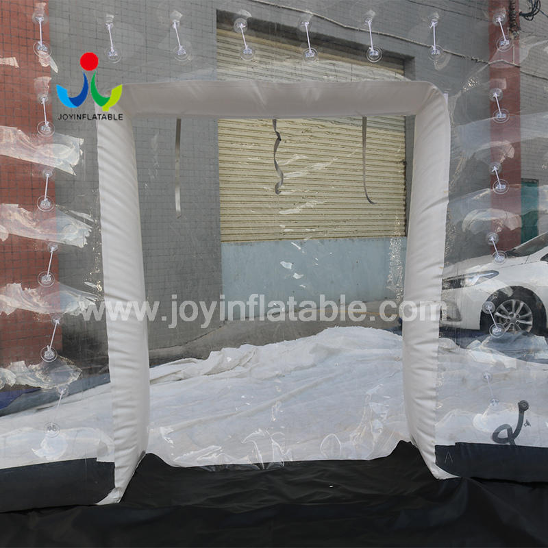 Big Transparent Roof Inflatable Clear Igloo Tent For Paradise