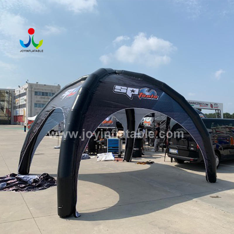 5x5m Portable Inflatable Spider Tent For Outdoor Exhibtion Event