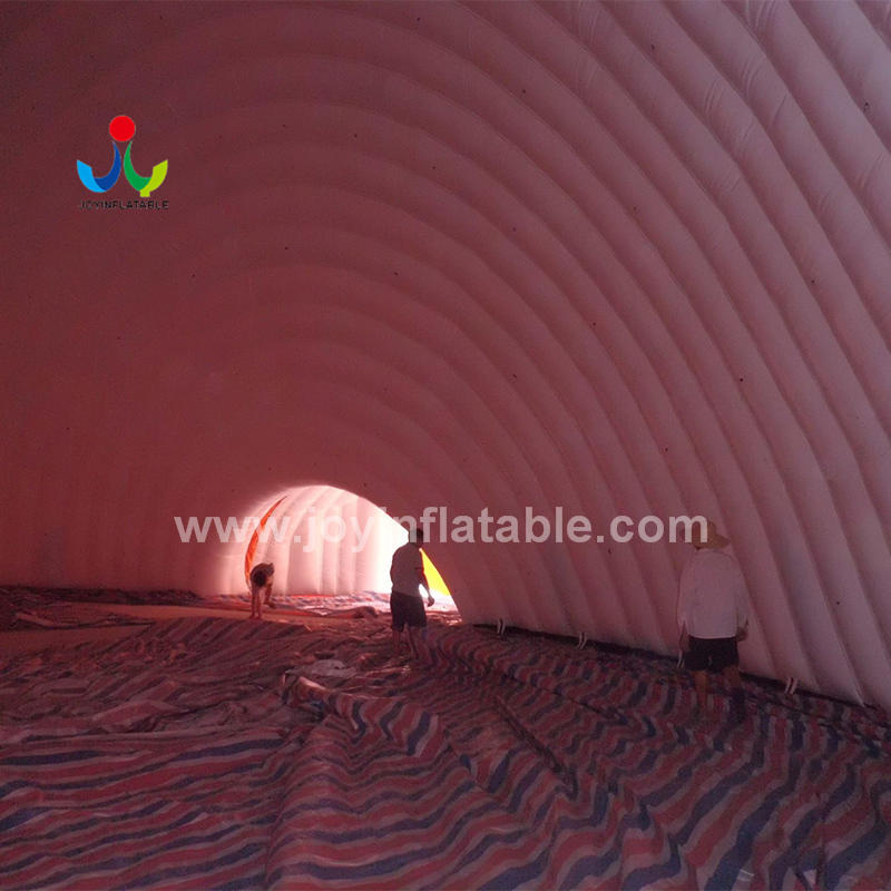 Large Outdoor Event Inflatable Winter Party Tent