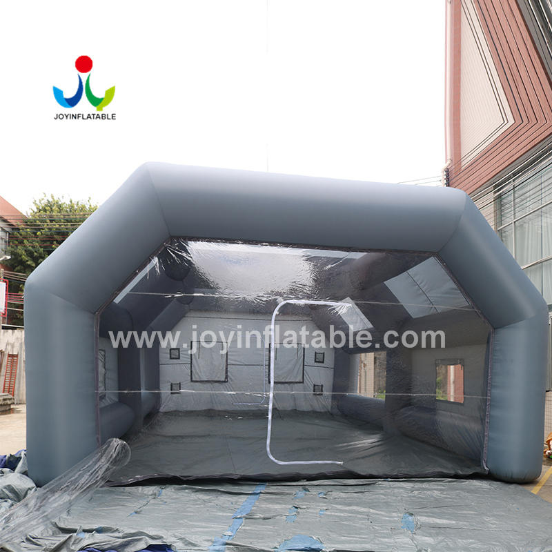 Mobile Inflatable Painting Room Tent For the Auto Car