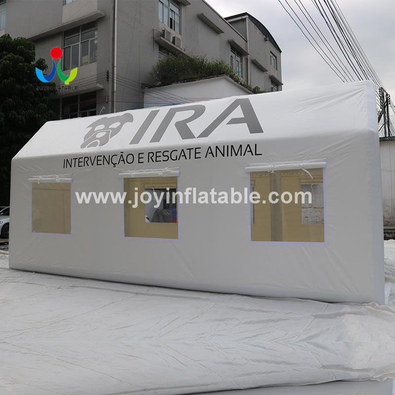 Temporary Mobile Hospital Emergency Inflatable Medical Tent