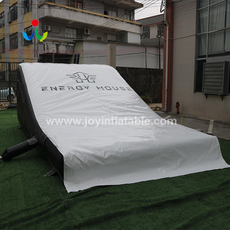 Inflatable Lander Air Bag A Safe Way To Practice Tricks