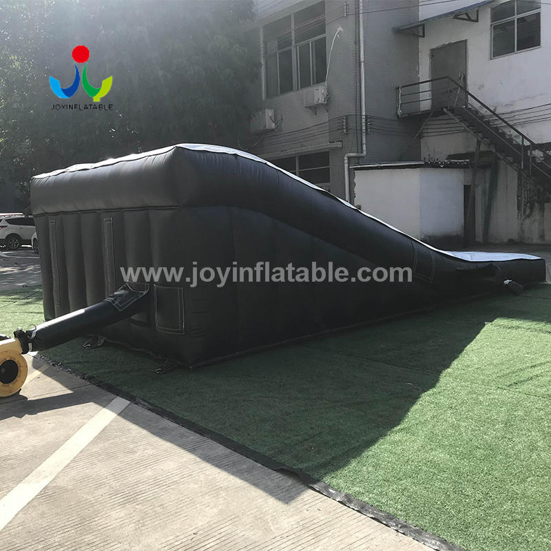 Standard Inflatable Air Bag Landing For Bicycles