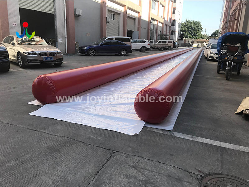 50M Outdoor Commercial Crazy Inflatable Soap Water City Slide Video