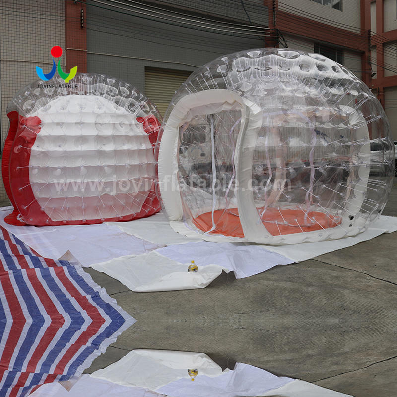 Airtight Inflatable Clear Dome Tent For Resort
