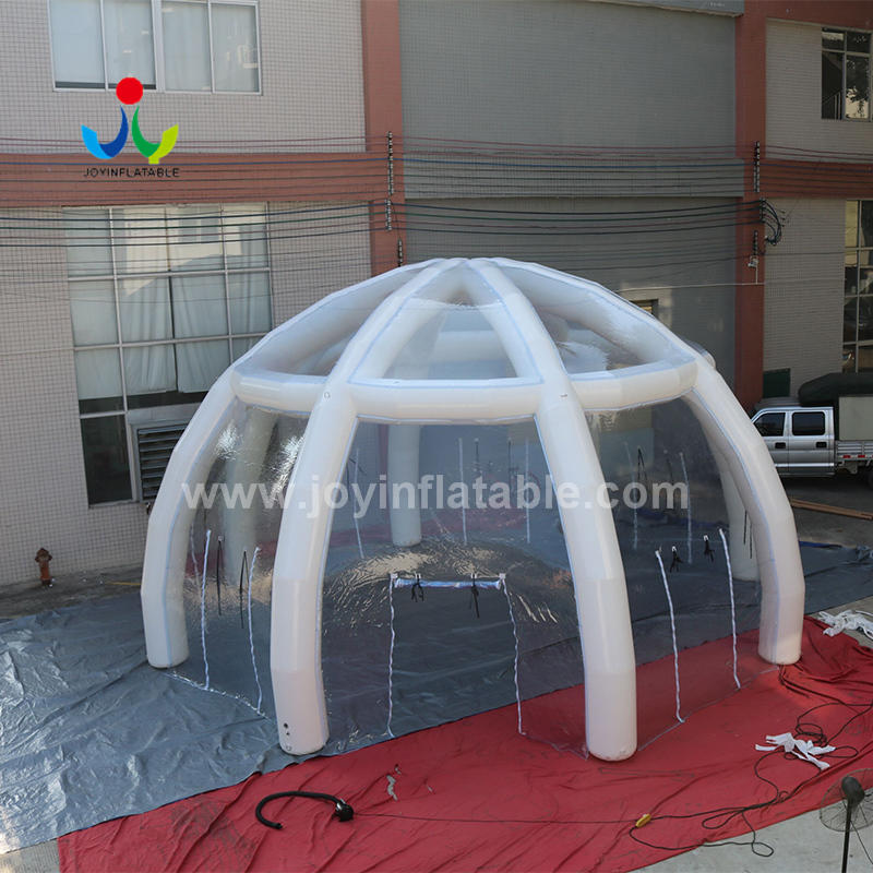 10 M Inflatable Advertising  Dome Spider Tent For Activities
