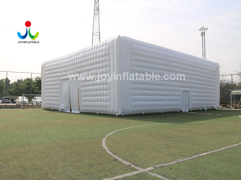 Inflatable Tent For Tennis Field Video