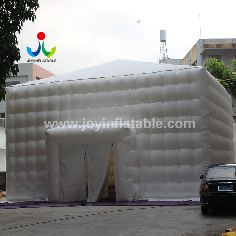 Inflatable Marquee Tent Showcase For Artist Showing