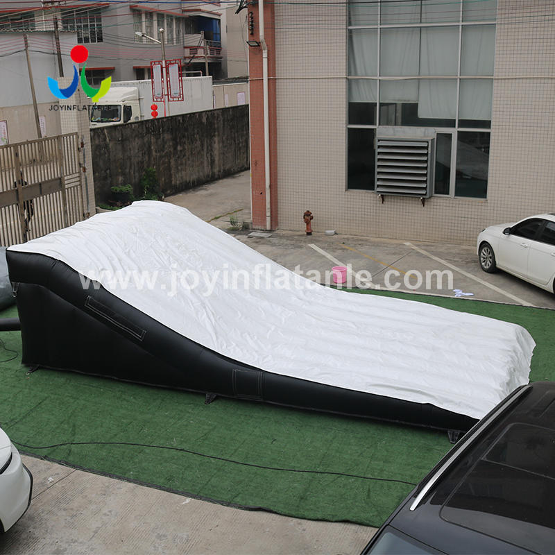 Inflatable Landing AirBag for Bike  Ski Jump
