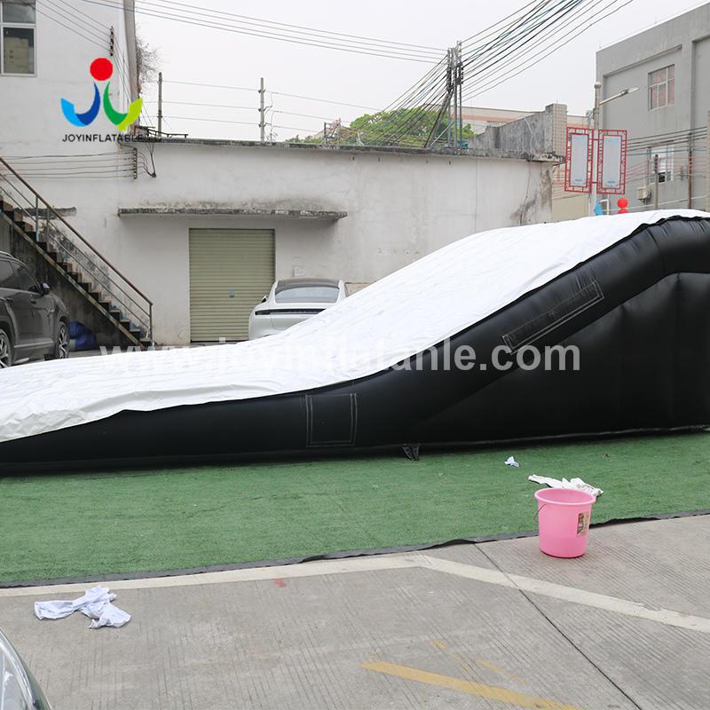Inflatable Landing AirBag for Bike  Ski Jump