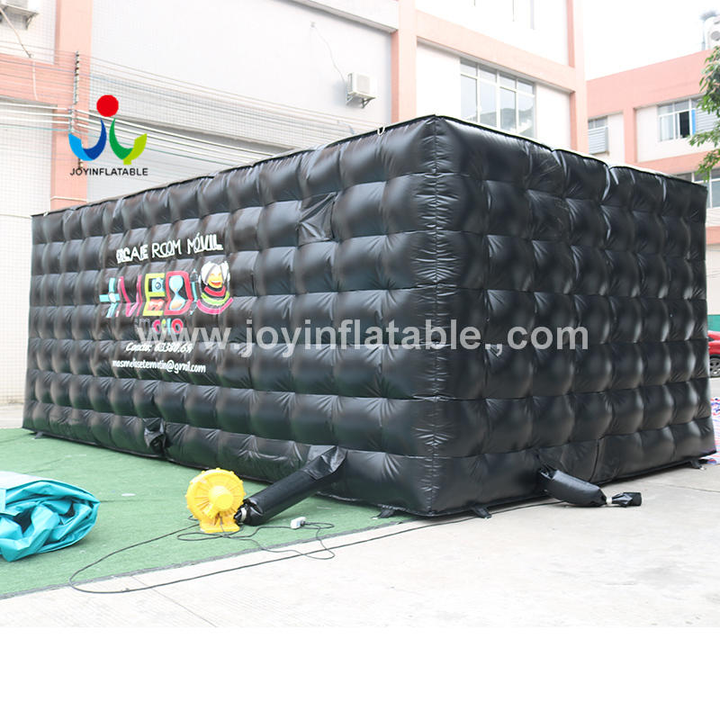 Movable Inflatable Escape Room Tent for the Game