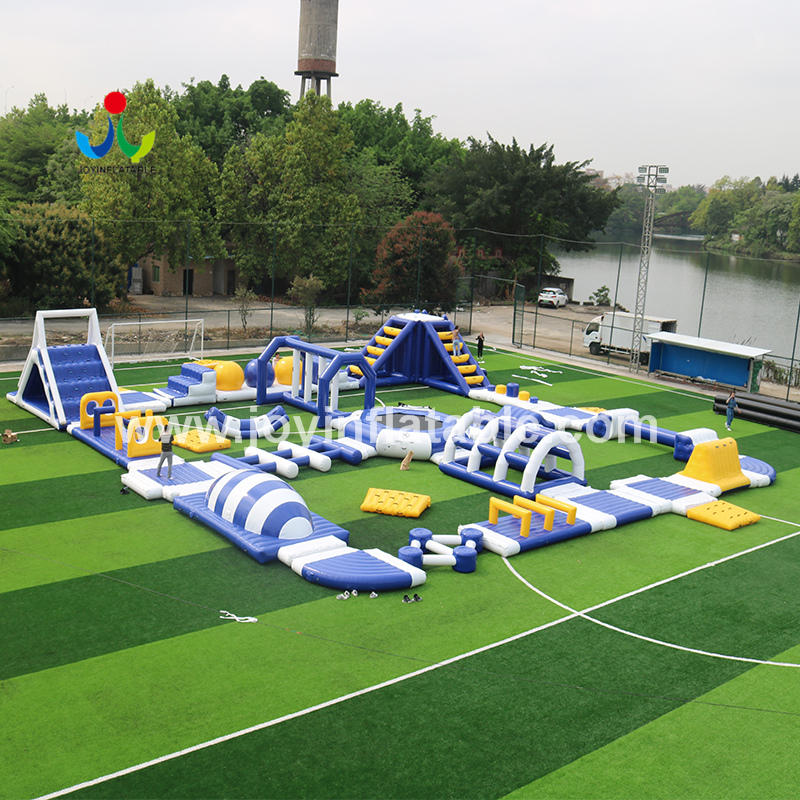 Giant Inflatable Trampoline Water Park