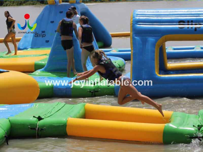 Water Park Sports Children and Adults Inflatable Water Park Equipment Video-11
