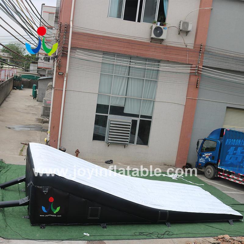 Mountain Bike Inflatable Airbag Ramps Landing