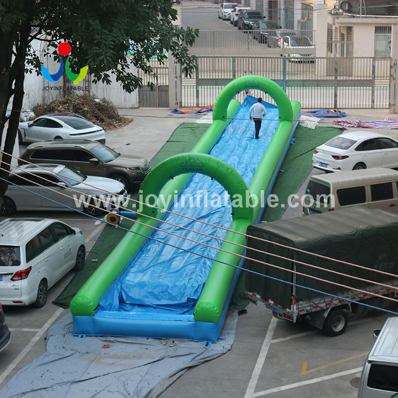 100m Long Giant Inflatable Water Slip N Slide For Adults And Kids