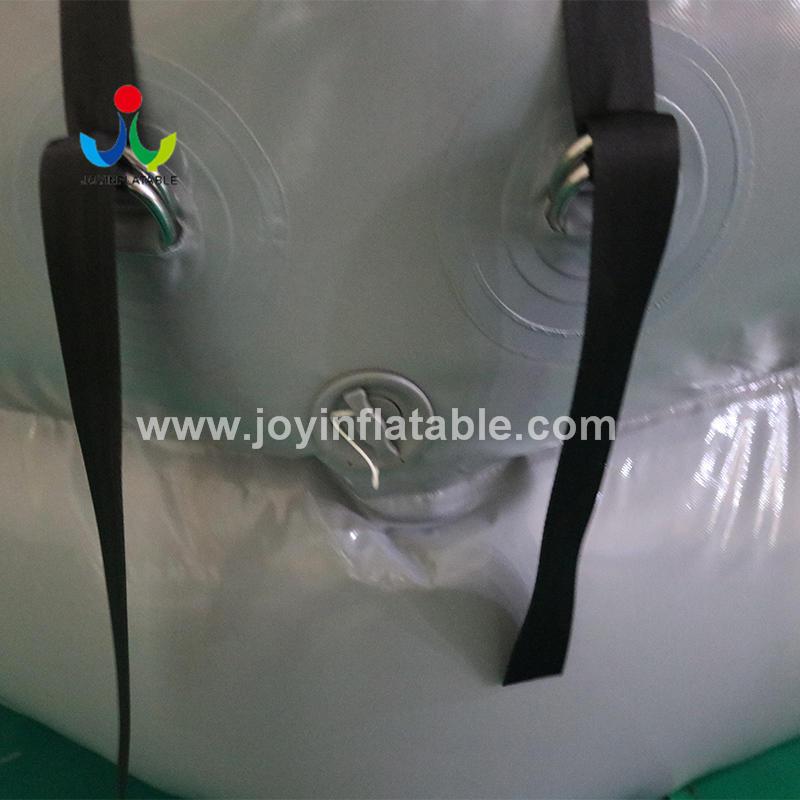 Inflatable Crash Mat For Climbing Wall