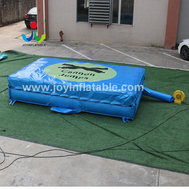 Inflatable Stunt Pillar Air Bag For High Jump Training