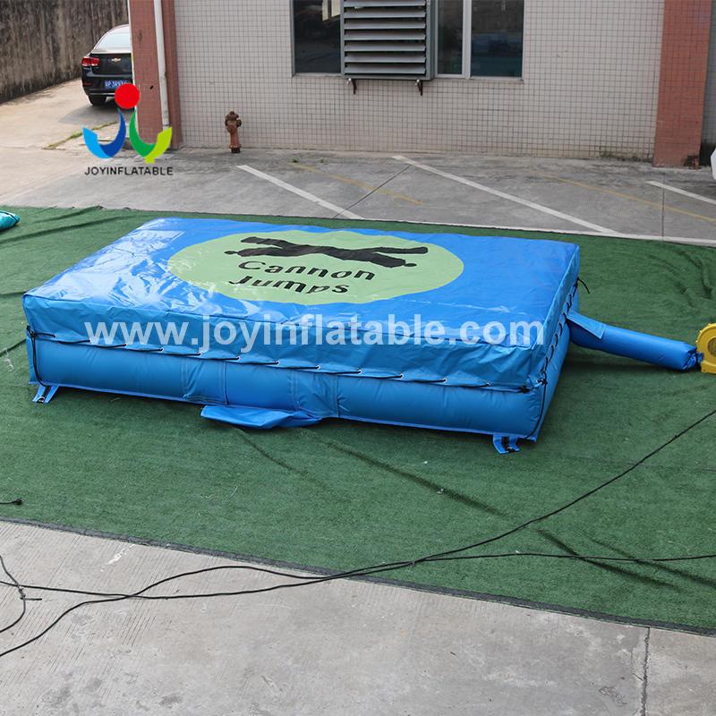 Inflatable Stunt Pillar Air Bag For High Jump Training