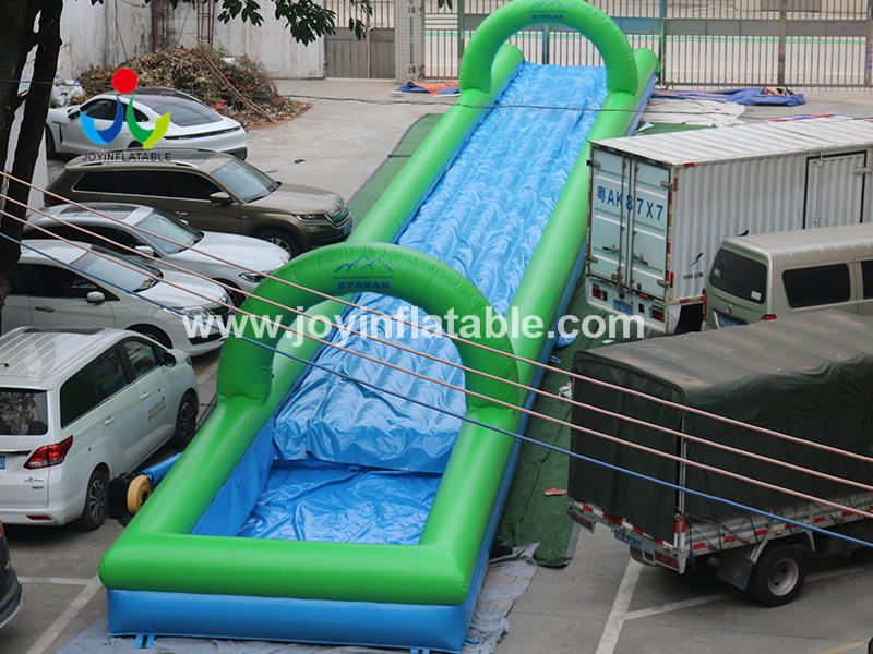 100m Long Giant Inflatable Water Slip N Slide For Adults And Kids Video