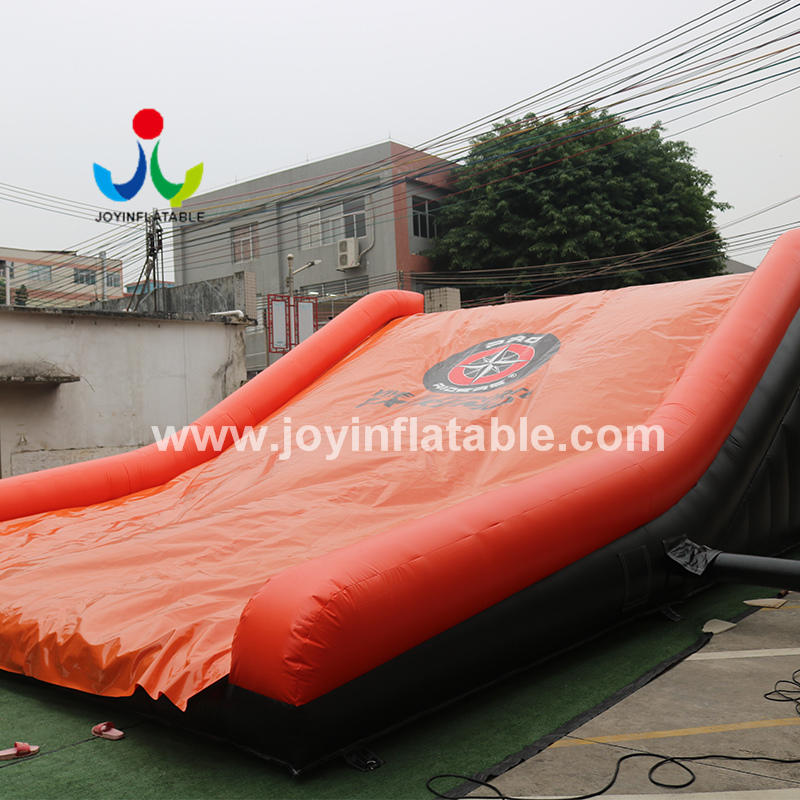 FMX Inflatable Stunt AirBag For Motorcycle