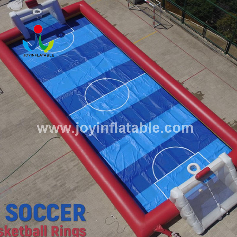 Outdoor Portable Water Inflatable Soccer Field