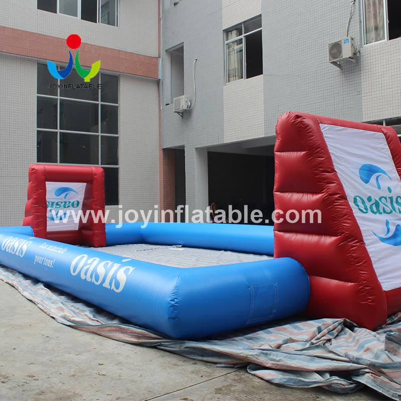 Factory Price Custom Inflatable Football Pitch For Sale