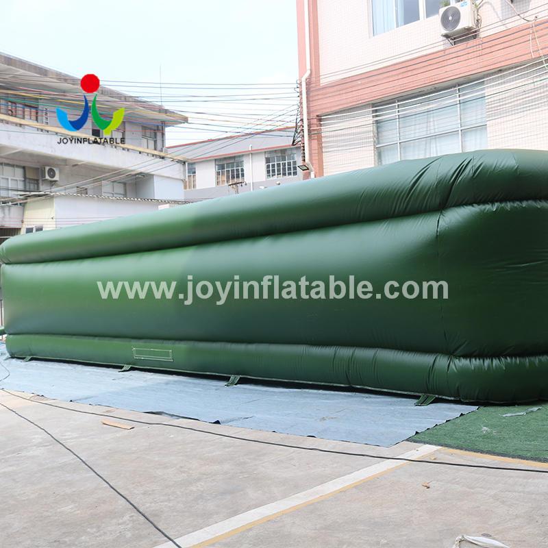 Inflatable Bag For Bike Flips Jumping