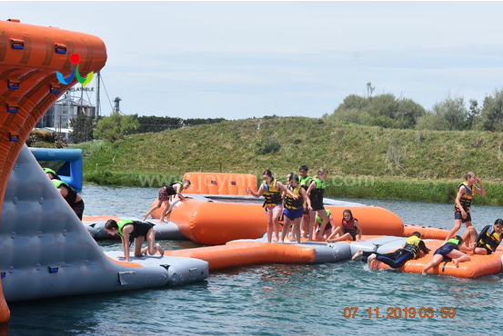 New Zealand Water Park Project