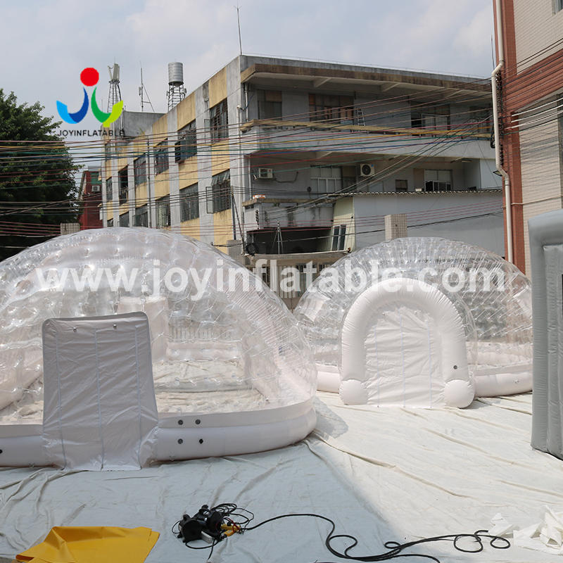 Inflatable Outdoor Mobile Nightclub Tent For Discotheque