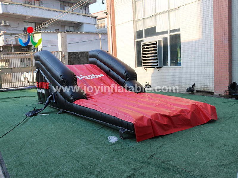 Inflatable AirBag For MTB Mountain Bike Video