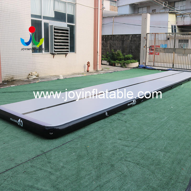 Yoga Tumble Inflatable Gymnastic Air Track Mattress for sale