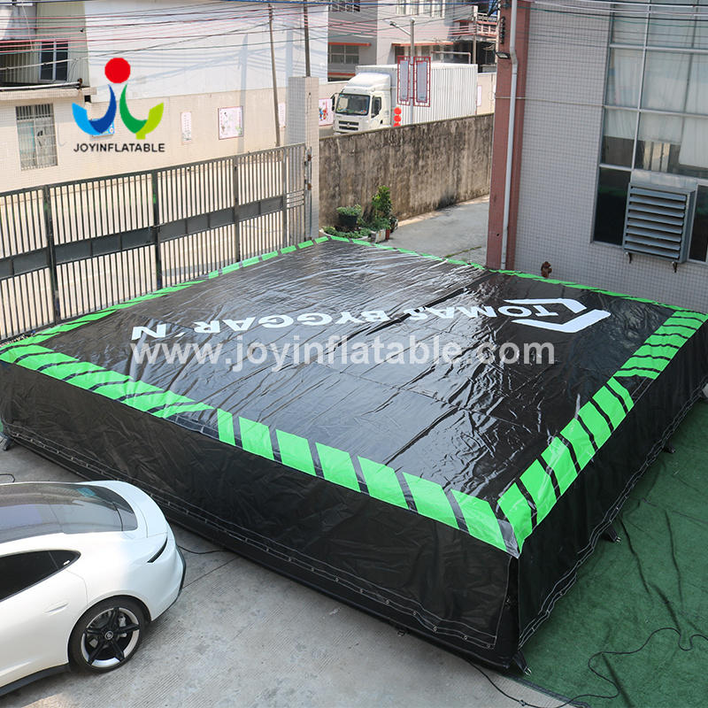 Inflatable Air Bag For Trampoline Park