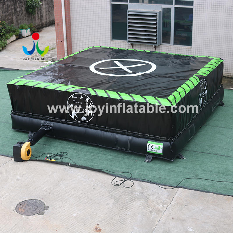 Inflatable Air Bag For Stuntman Fall From Different Heights